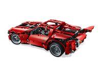 LEGO Technic 8070 - A-Modell Spoiler