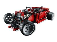 LEGO Technic 8070 - B-Modell Front