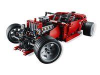 LEGO Technic 8070 - B-Modell Front