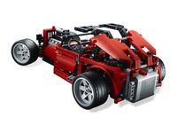 LEGO Technic 8070 - B-Modell Heck
