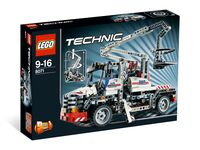 LEGO Technic 8071 - Box