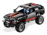 LEGO Technic 8081 - A-Modell