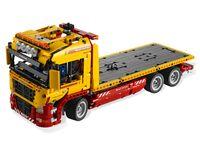 LEGO Technic 8109 - A-Modell