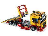 LEGO Technic 8109 - A-Modell Ladefläche gekippt