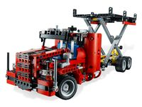 LEGO Technic 8109 - B-Modell Ladefläche angehoben