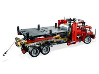 LEGO Technic 8109 - B-Modell Heck mit Seilwinde