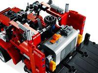 LEGO Technic 8109 - B-Modell Fahrerkabine