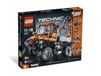 LEGO Technic 8110 - Box