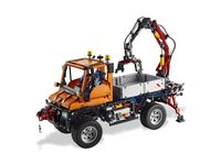 LEGO Technic 8110 - A-Modell Stützen ausgefahren