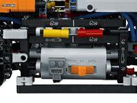 LEGO Technic 8110 - A-Modell Bedienelemente