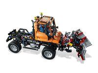 LEGO Technic 8110 - B-Modell Seitenansicht rechts