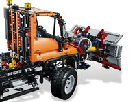 LEGO Technic 8110 - B-Modell Fahrerkabine und Pflug