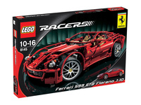 LEGO Technic 8145 - Box