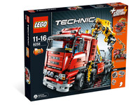 LEGO Technic 8258 - Box