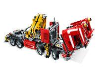 LEGO Technic 8258 - A-Modell Fahrerkabine gekippt