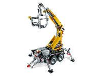 LEGO Technic 8258 - B-Modell Anhänger mit Stützen