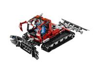 LEGO Technic 8263 - A-Modell Aufsicht