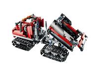 LEGO Technic 8263 - B-Modell Ladefläche gekippt