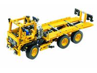 LEGO Technic 8264 - B-Modell Seitenansicht links