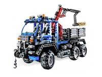 LEGO Technic 8273 - A-Modell