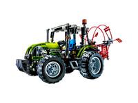 LEGO Technic 8284 - A-Modell Seitenansicht links
