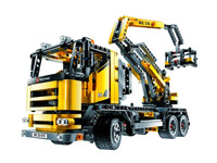 LEGO Technic 8292 - A-Modell Front