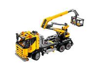 LEGO Technic 8292 - A-Modell Aufsicht