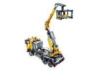 LEGO Technic 8292 - A-Modell Hebebühne ausgefahren