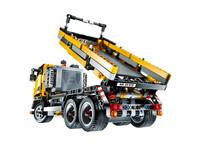 LEGO Technic 8292 - B-Modell Ladefläche gekippt