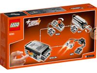 LEGO Technic 8293 - Box Rückseite