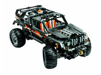 LEGO Technic 8297 - A-Modell Front mit Seilwinde