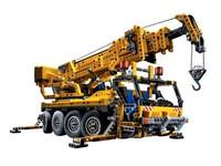 LEGO Technic 8421 - A-Modell Stützen ausgefahren