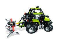 LEGO Technic 9393 - A-Modell Seitenansicht rechts