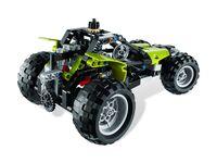 LEGO Technic 9393 - B-Modell Motorblock Vierzylinder