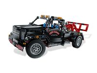 LEGO Technic 9395 - A-Modell Front
