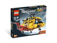 LEGO Technic 9396 - Box
