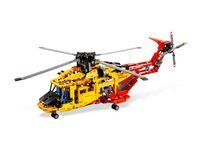 LEGO Technic 9396 - A-Modell
