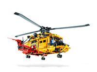 LEGO Technic 9396 - A-Modell Untersicht