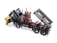 LEGO Technic 9397 - B-Modell Fahrerkabine und Ladefläche gekippt