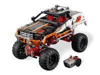 LEGO Technic 9398 - A-Modell mit RC