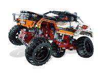 LEGO Technic 9398 - A-Modell Achsverschränkung