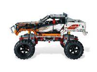 LEGO Technic 9398 - A-Modell Seitenansicht links