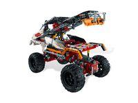 LEGO Technic 9398 - A-Modell Fahrerkabine gekippt