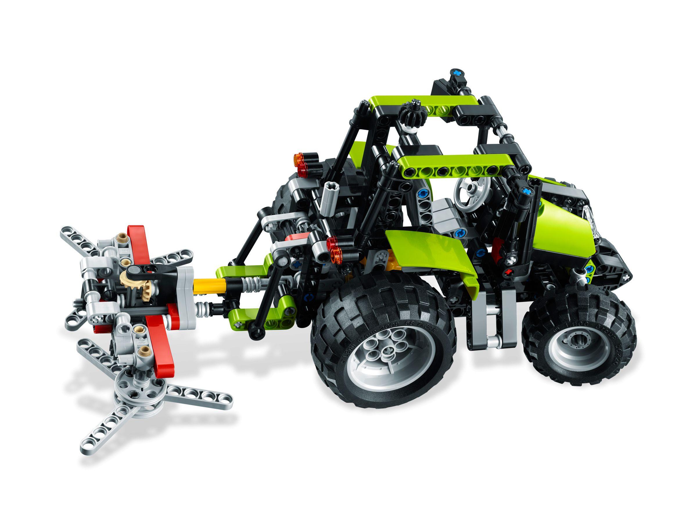 lego technic 9393 traktor. Black Bedroom Furniture Sets. Home Design Ideas